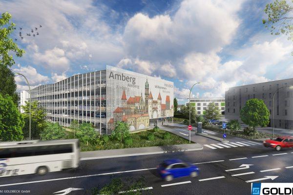 Parkhaus Amberg