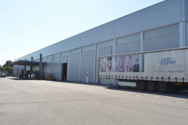 Kermi GmbH – Neubau Lagerhalle